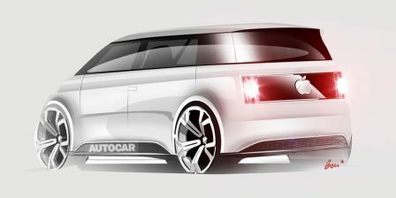 How the Apple iCar could crack the automotive industry
