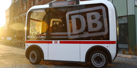 Bus-Projekt in Hamburg