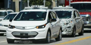 USA: General Motors test thousands of driverless cars