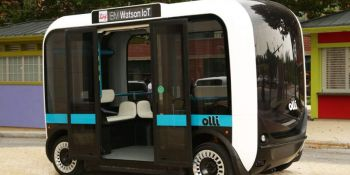 USA: Local Motors 3D prints first Olli