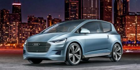 Germany: Audi to produce Up-sized autonomous EV