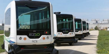 MnDOT Chooses EasyMile for Autonomous Shuttle