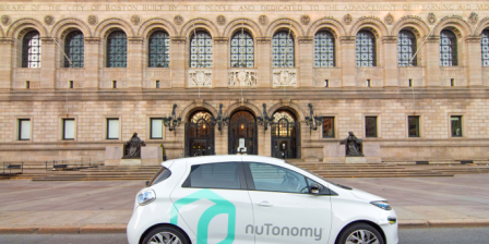 Delphi buys Nutonomy for $400 million