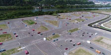 Uber built a fake city in Pittsburgh to test its self-driving cars