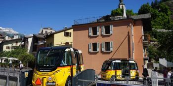 CARPOSTAL AND SION EXTEND THE AUTONM SHUTTLE