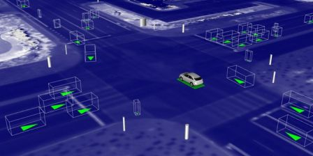 What Virtual Reality Can Teach a Driverless Car
