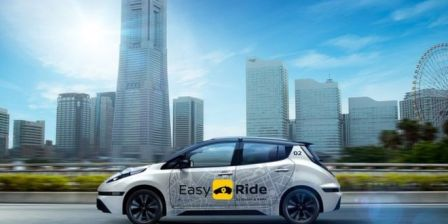Nissan to trial robo-taxis in Japan