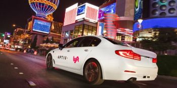 Lyft and Aptiv will shuttle CES attendees around Vegas