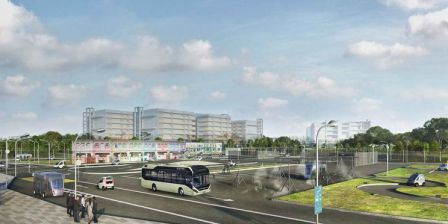 Volvo and NTU to trial autonomous buses in Singapore