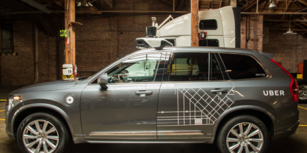 Uber CEO hopes to have self-driving cars in 18 months