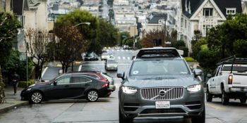 Uber will not re-apply for self-driving car permit in California