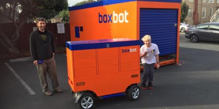 Toyota AI Ventures bets on Boxbot