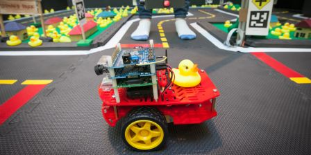 Learn to Program Self-Driving Cars with Duckietown
