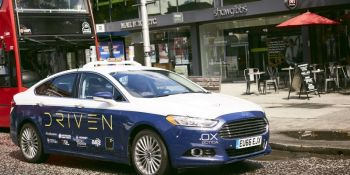 London Joint Venture Aims to Deploy AVs