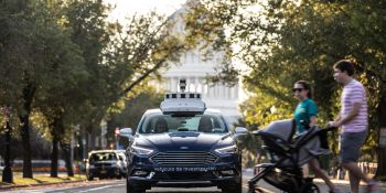 Ford to test self-driving cars in Washington, DC