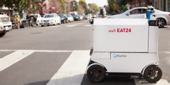 San Francisco sours on rampant delivery robots
