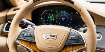 The Laser Maps Behind Cadillac's Superb Self-Driving Skills