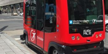 Transdev launches 3rd autonomous shuttle program in Fla.