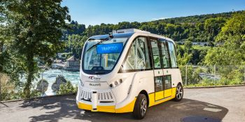 Swiss town's self-driving bus shows promise for AVs