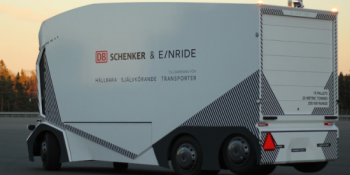 Ericsson, Einride and Telia using 5G for self-driving trucks