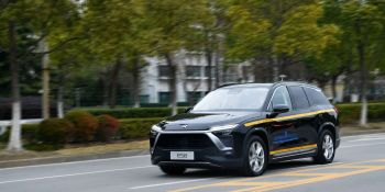 NIO and SAIC given China's first driverless licenses